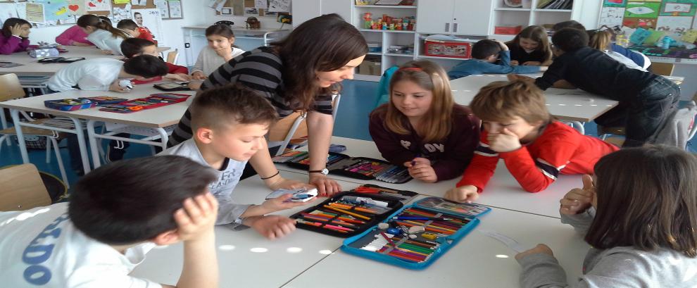 Skupni rad učenika - socijalni odnosi
