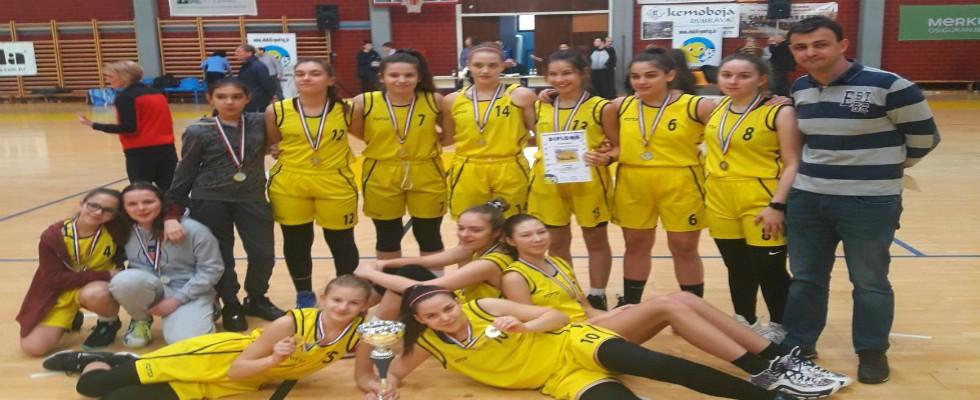 Zlatne košarkašice, 2018.